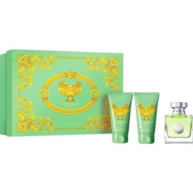 Versace Versense Set eau de toilette 50ml+Body Lotion 50ml+Bath and Shower Gel 50ml