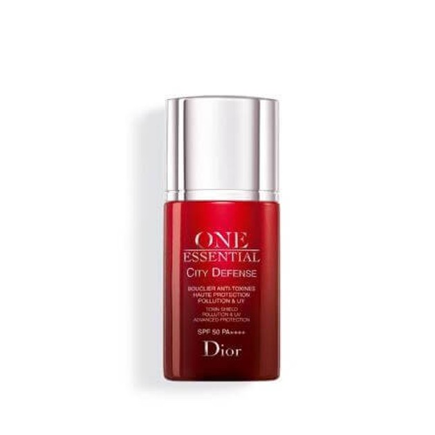 Christian Dior One Essential City Defence Toxin Shield Polllution and UV Advanced Protection SPF50 30ml
