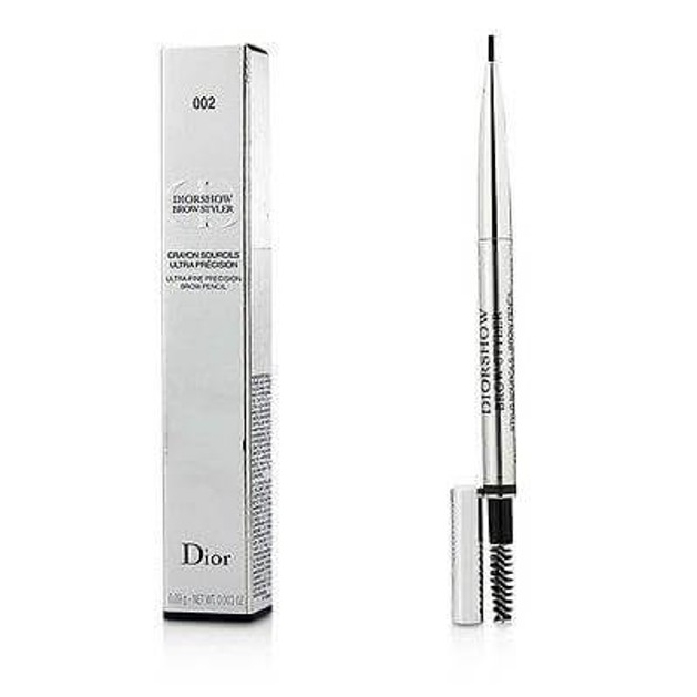 Christian Dior  Diorshow Brow Styler Ultra-Fine Precision Brow Pencil 002 Dark Brown 0,09g