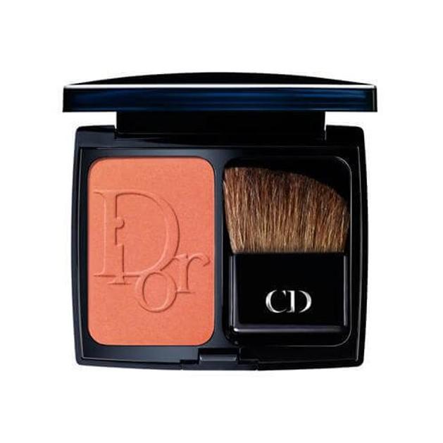 Christian Dior Diorblush Vibrant Colour Powder Blush 556 Amber Show 7g