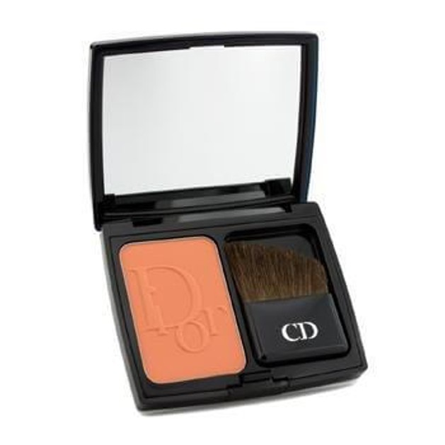 Christian Dior Diorblush Vibrant Colour Powder Blush 586 Orange Riviera 7g
