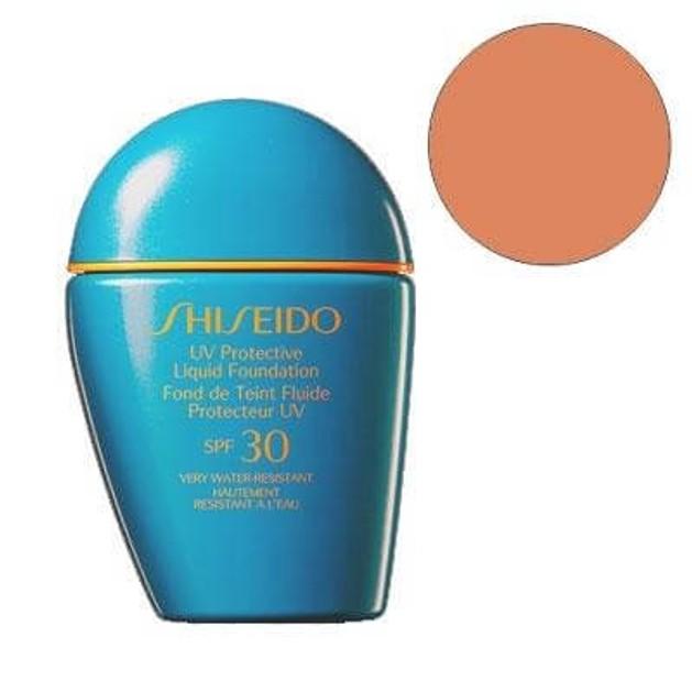 Shiseido UV Protective Liquid Foundation SPF 30 Medium Beige 30ml