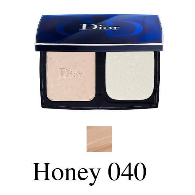 Christian Dior Diorskin Forever Compact  Beige Honey 040 (πούδρα) 10g