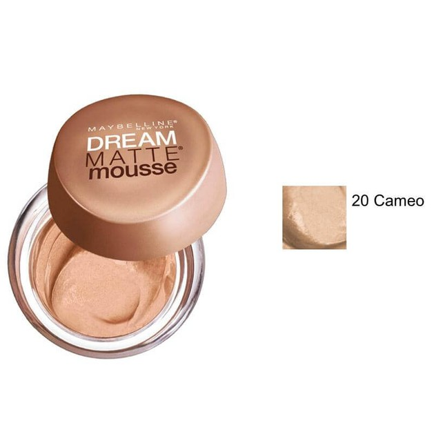 Maybelline Dream Mate Mousse spf15 20 Cameo 18ml