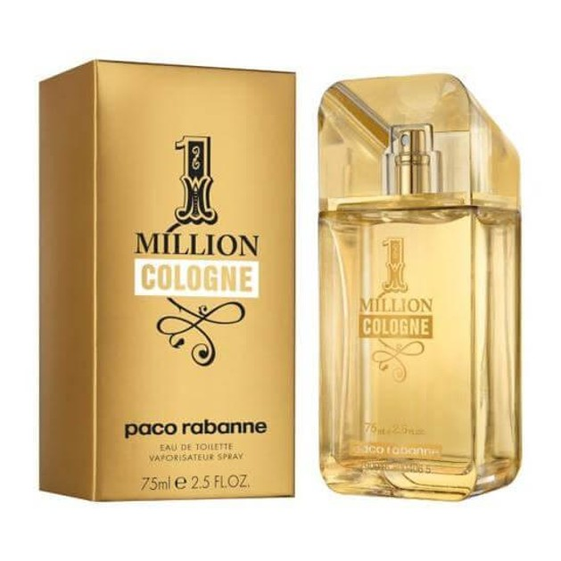 Paco Rabanne 1 Million Cologne Eau De Toilette 75ml (spray)