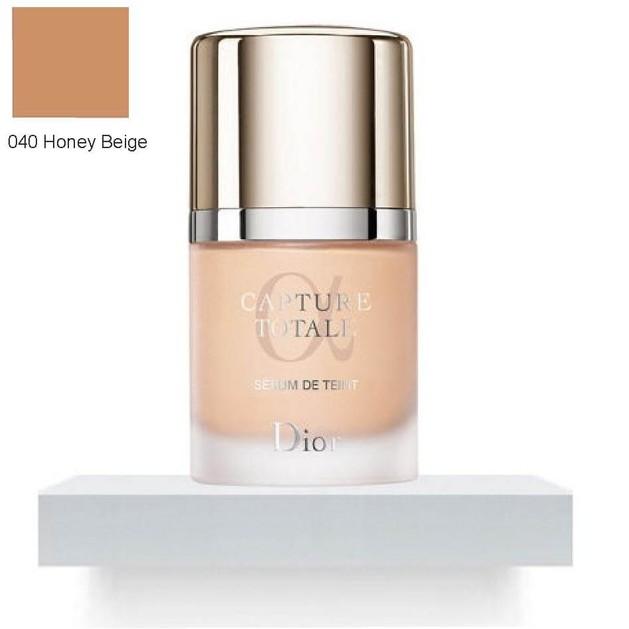 Christian Dior Capture Totale Serum Foundation 040 Miel Honey Beige (make up)