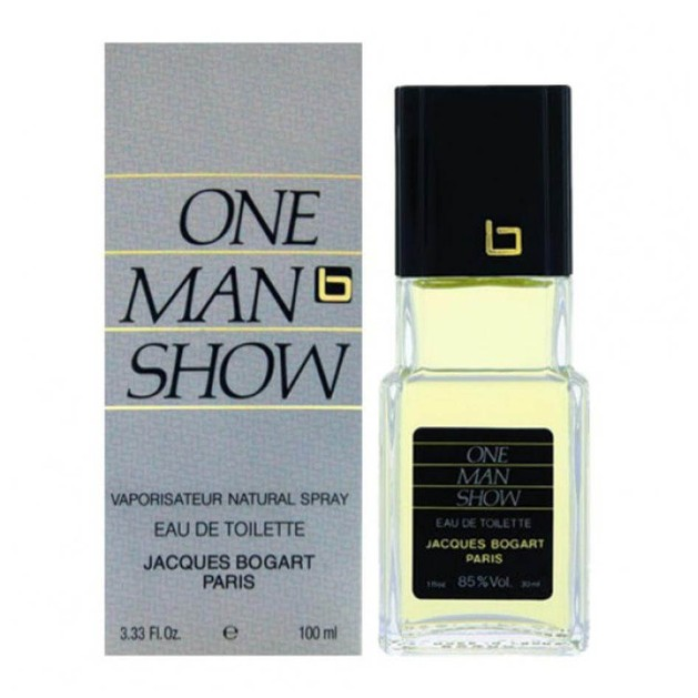 Jacques Bogart One Man Show Eau De Toilette 100ml