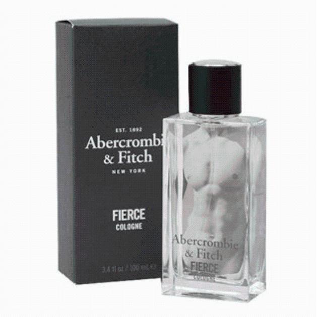 Abercrombie & Fitch Fierce Eau de Cologne 100ml