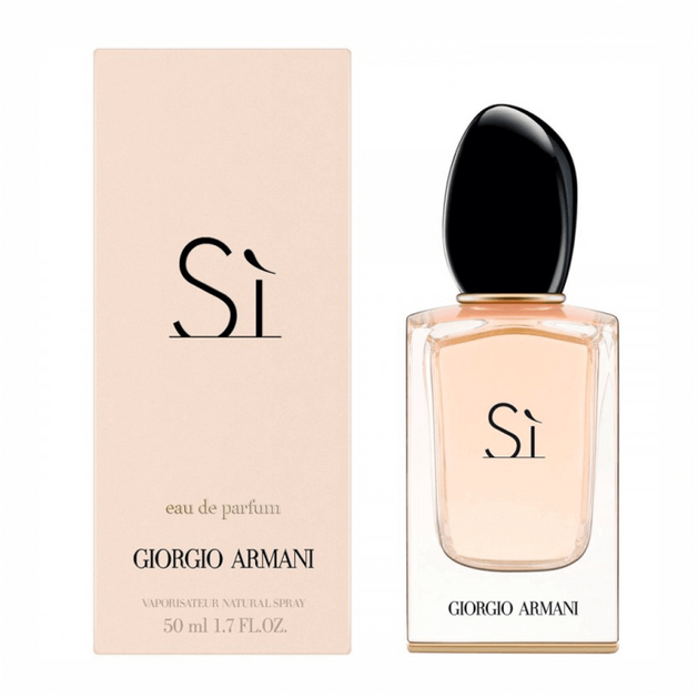 Armani Giorgio Si Eau de Parfum 50 ml Spray
