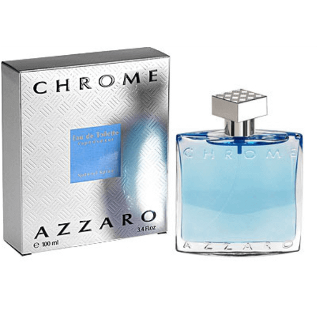 Azzaro Chrome Eau De Toilete 100ml
