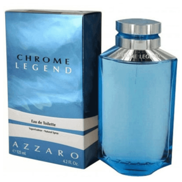 Azzaro Chrome Legend eau de toilette 75ml