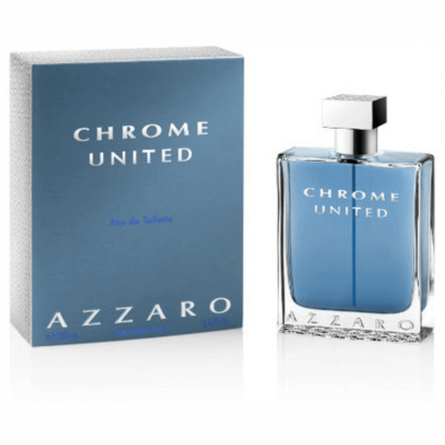 Azzaro Chrome United Eau de Toilette 50ml  (2013-14)