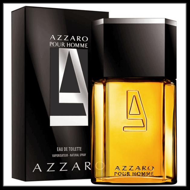 Azzaro Pour Homme Eau de Toilette 100ml (refillable)