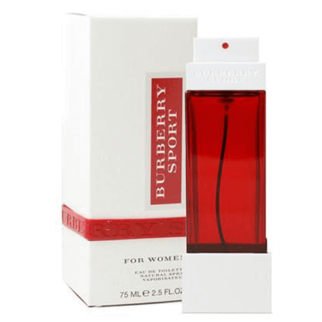 Burberry Sport Eau De Toilete 75ml