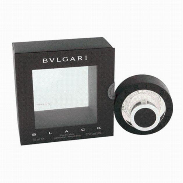 Bvlgari Black Eau De Toilette 75ml (unisex)