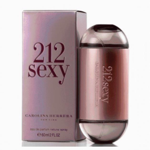 Carolina Herrera 212 Sexy Eau de Parfum 60ml