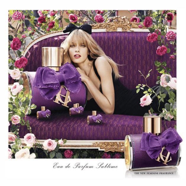 Carolina Herrera CH CH eau de Parfum Sublime 80ml