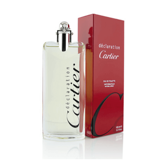 Cartier Declaration Eau De Toilete 100ml