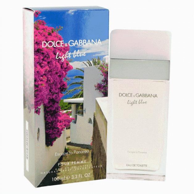 Dolce & Gabbana light blue Escape to Panarea eau de toilette 100ml