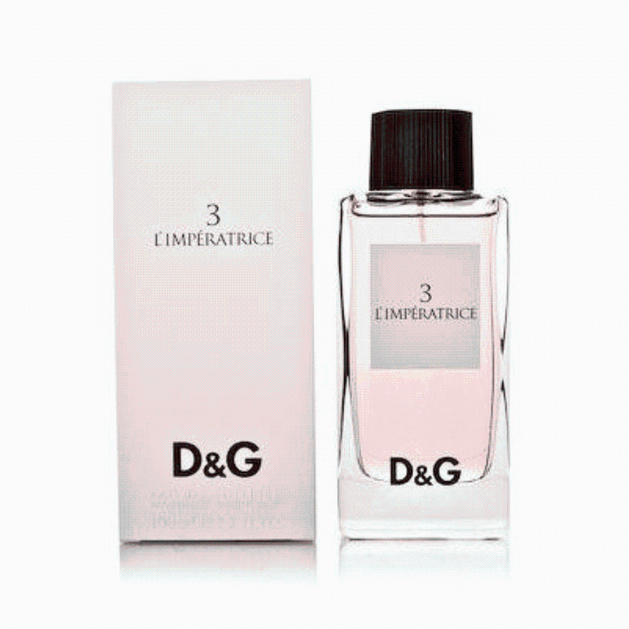 Dolce & Gabbana Anthology 3 L\'Imperatrice Eau de Toilette 100ml