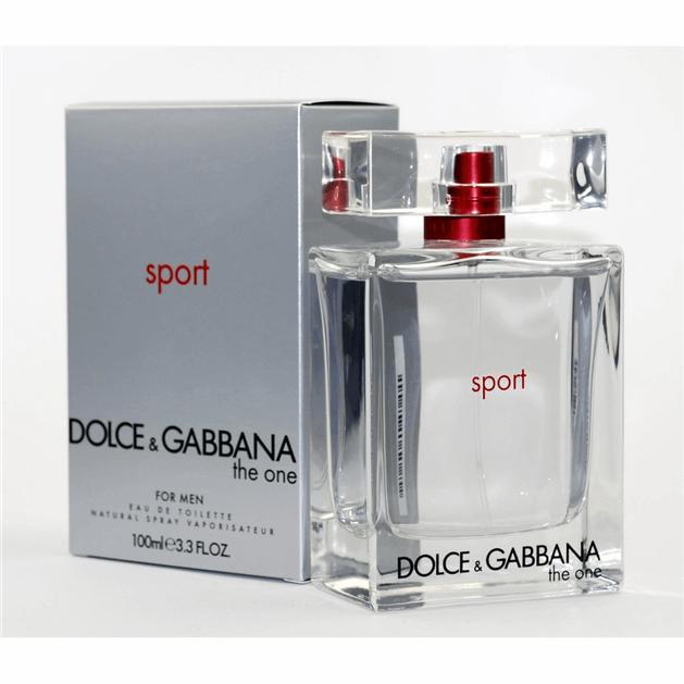Dolce & Gabbana The One Sport Eau de Toilette 100ml