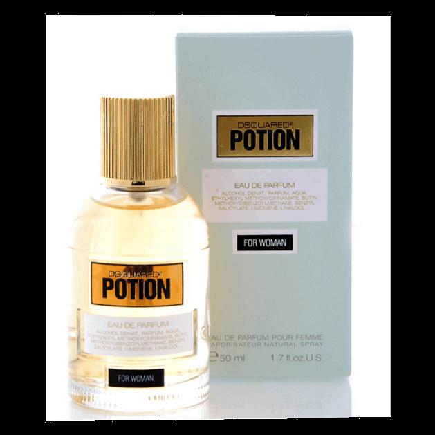 DSQUARED² Potion For Woman Eau De Parfum 50 ml