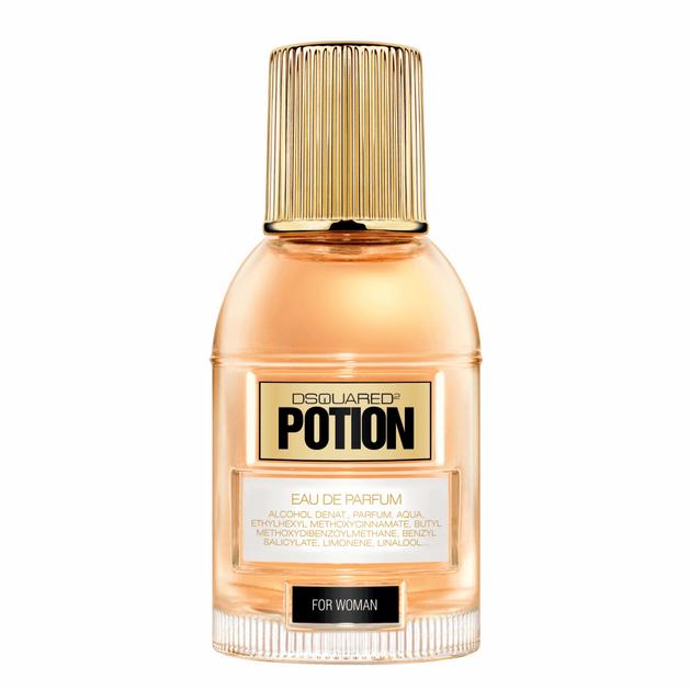 DSQUARED² Potion For Woman Eau De Parfum 30ml