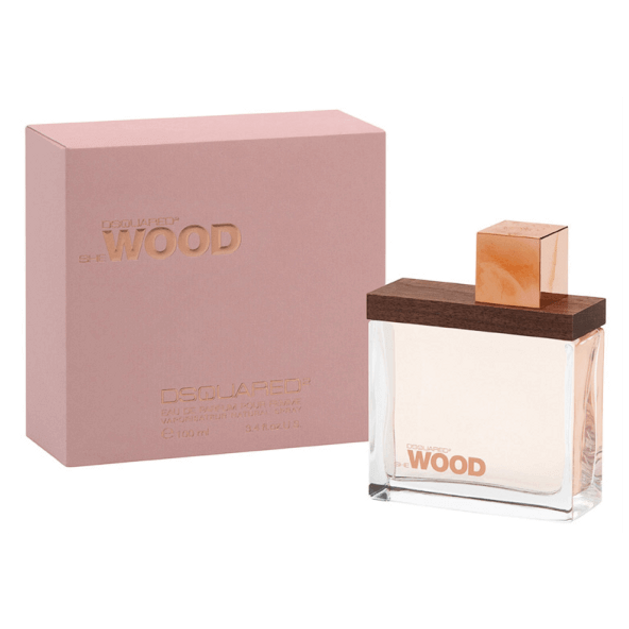 DSQUARED²  she wood eau de parfum 100ML