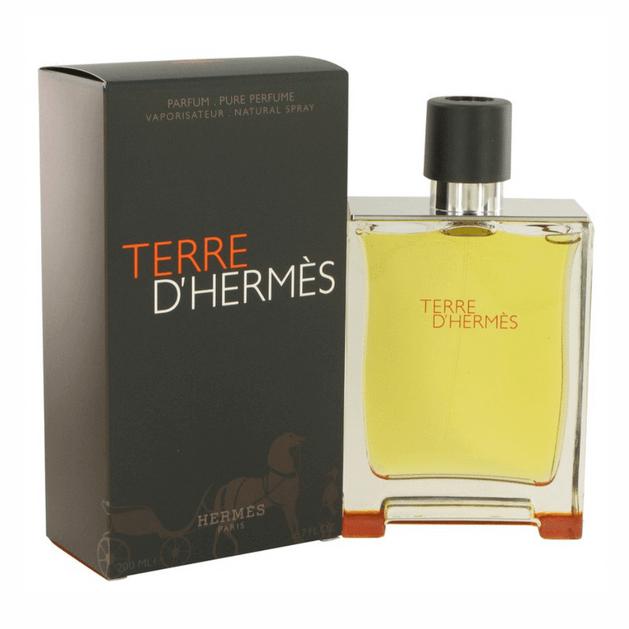 Hermes Terre D Hermes (PURE PERFUME) Eau de Parfum 200ml