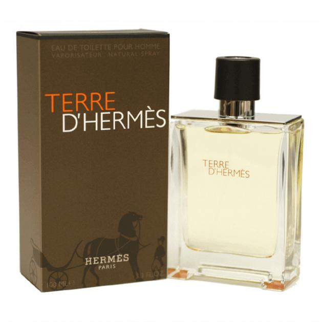 Hermes Terre D Hermes Eau de Toilette 100ml