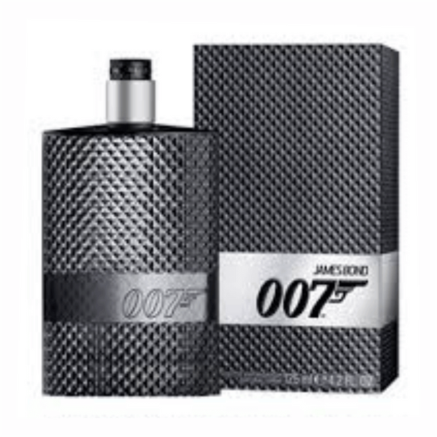 James Bond 007 Eau de Toilette 125ml