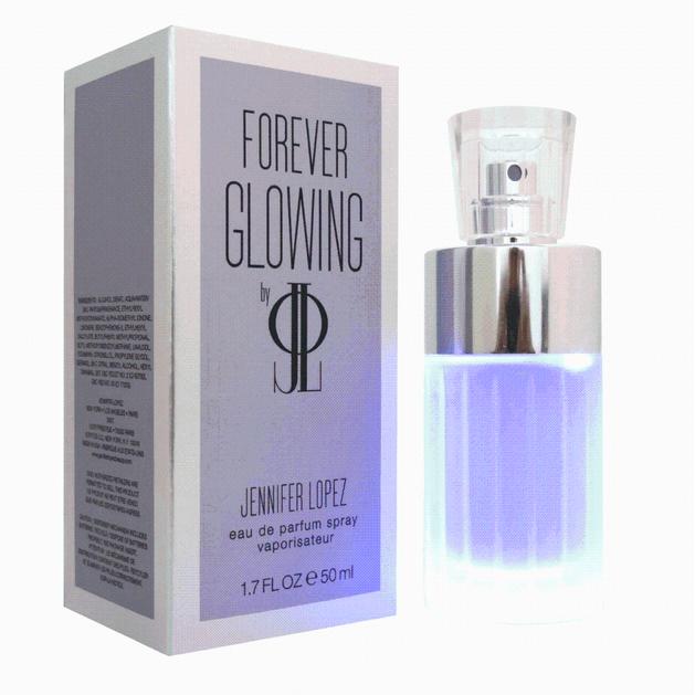 Jennifer Lopez Forever Glowing eau de parfum 50ml
