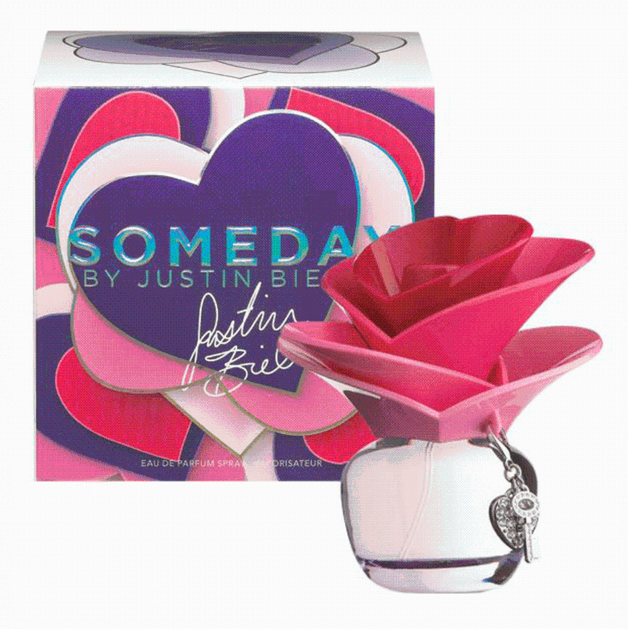 Justin Bieber Someday Eau de Parfum 100ml