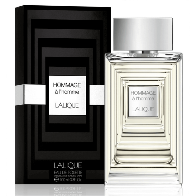 Lalique Hommage A L Homme Eau de Toilette 100ml