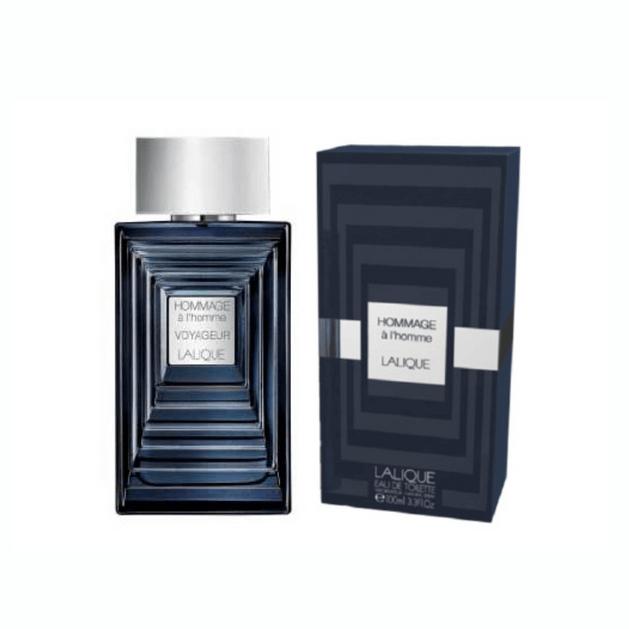 Lalique Hommage A L\'Homme Voyageur Eau de Toilette 100ml