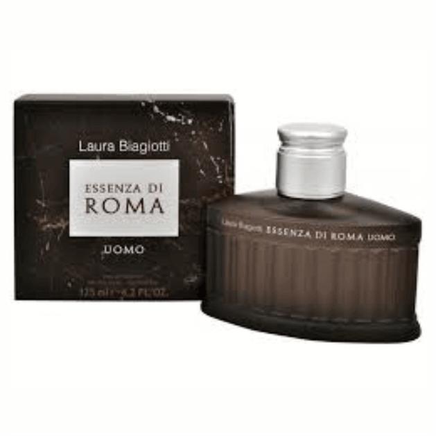 Laura Biagiotti Essenza di Roma Uomo Eau de Toilette 125ml