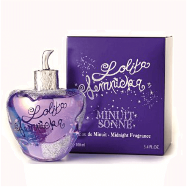 Lolita Lempicka Midnight Minuit  Sonne eau de parfum 100ml