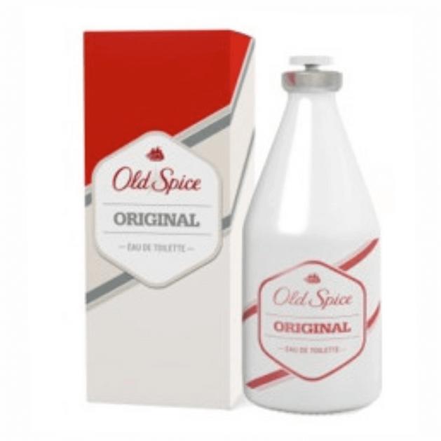 Old Spice Original Eau De Toittete Spray 100ml