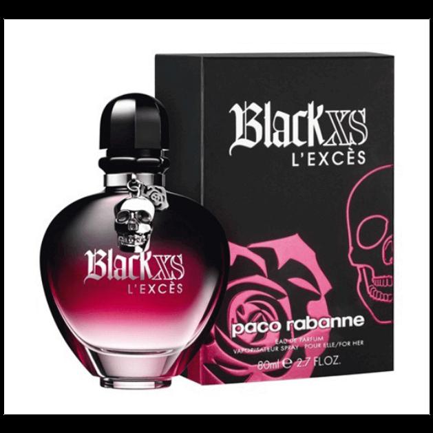 Paco Rabanne Black XS L\'Exces  eau de parfum 80ml