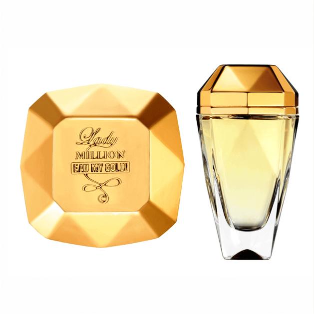 Paco Rabanne Lady Million Eau My Gold Eau de Toilette 80ml
