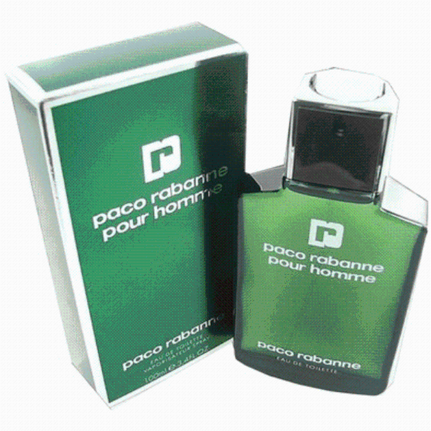 Paco Rabanne Pour Homme Eau de Toilette 100ml (Επανέκδοση)