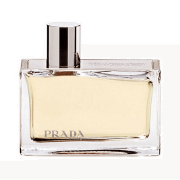 Prada Amber Woman Eau De Parfum 80 ml