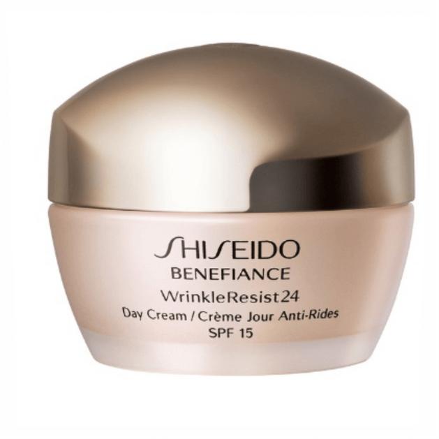 SHISEIDO Benefiance Wrinkle Resist 24 Day Creme 50ml (Κρέμα προσώπου)