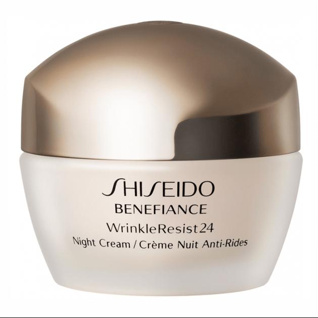 SHISEIDO Benefiance Wrinkle Resist 24 Night Creme 50ml (Κρέμα Προσώπου Νυκτός)