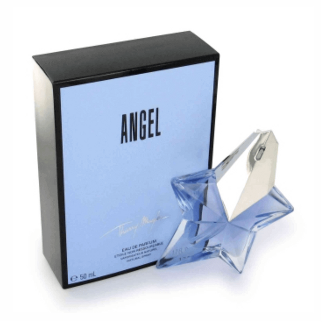 Thierry Mugler Angel Star Refillable Eau de Parfum 50ml + Body Lotion 100ml