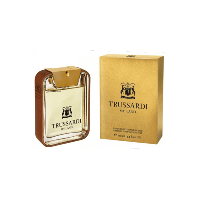 Trussardi My Land Eau De Toilette Spray 50ml