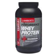 Lamberts Whey Protein Πρωτεΐνη σε Σκόνη Ορού Γάλακτος, με Υπέροχη Γεύση και Προσθήκη Μαγνησίου 1000mg