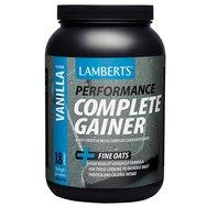 Lamberts Complete Gainer Πρωτεΐνη σε Σκόνη Ορού Γάλακτος, με Σύμπλοκο Υδατανθράκων ,Κρεατίνης, Βήτα Αλανίνης και HMB 1816mg