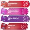 Durex Love Collection Premium Ποικιλία με Επιλεγμένα Προφυλακτικά Κασετίνα 30 Τεμάχια