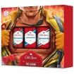 Old Spice Gift Box Fireman Whitewater Deodorant Body Spray Αποσμητικό 150ml, After Shave Lotion 100ml & Δώρο Shower Gel 250ml